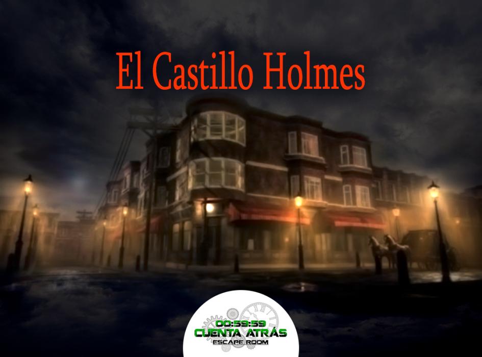 Cuanta Atrás El castillo de Holmes