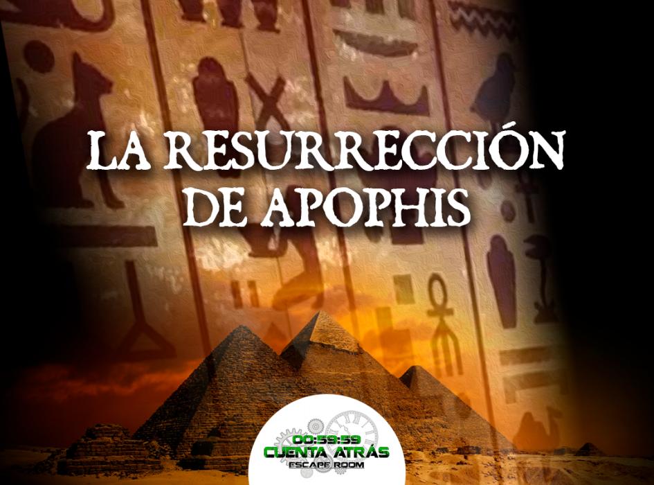 Cuanta Atrás La Resurrección de Apophis